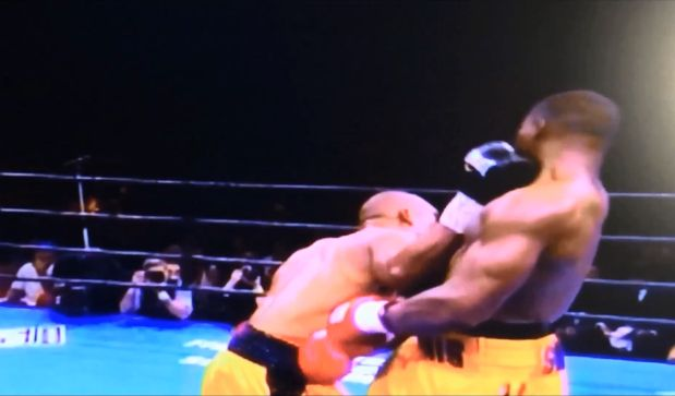 Stevenson Dominates Bika to Retains WBC Crown